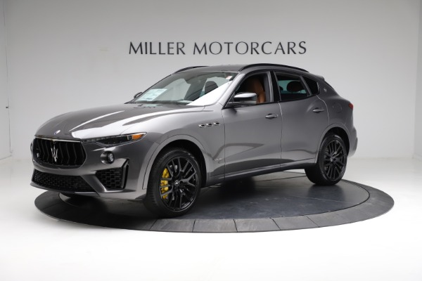 New 2021 Maserati Levante S Q4 GranSport for sale $114,485 at Maserati of Greenwich in Greenwich CT 06830 2