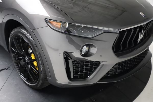 New 2021 Maserati Levante S Q4 GranSport for sale $114,485 at Maserati of Greenwich in Greenwich CT 06830 25