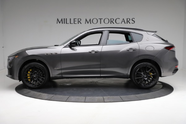 New 2021 Maserati Levante S Q4 GranSport for sale $114,485 at Maserati of Greenwich in Greenwich CT 06830 3