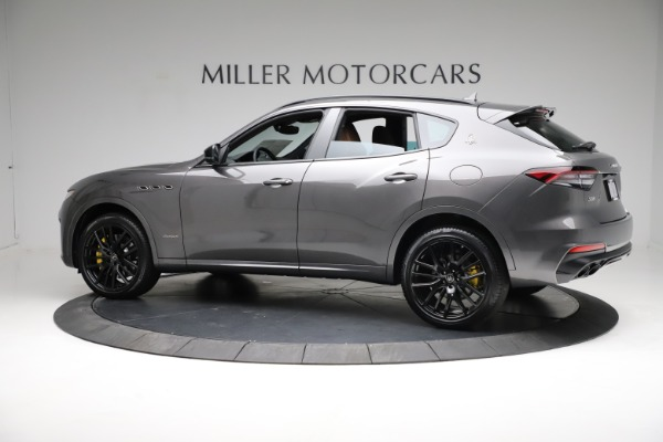 New 2021 Maserati Levante S Q4 GranSport for sale $114,485 at Maserati of Greenwich in Greenwich CT 06830 4