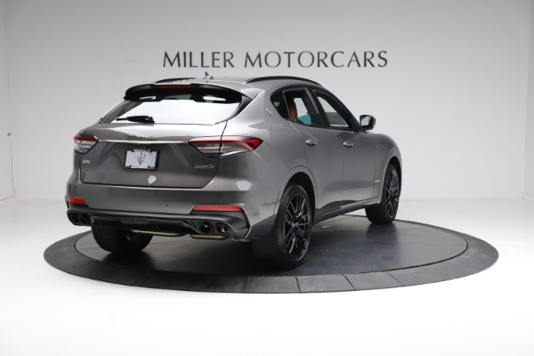 New 2021 Maserati Levante S Q4 GranSport for sale $114,485 at Maserati of Greenwich in Greenwich CT 06830 7