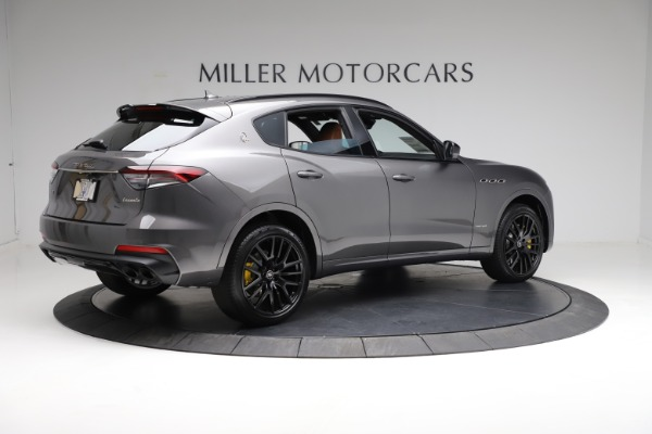 New 2021 Maserati Levante S Q4 GranSport for sale $114,485 at Maserati of Greenwich in Greenwich CT 06830 8