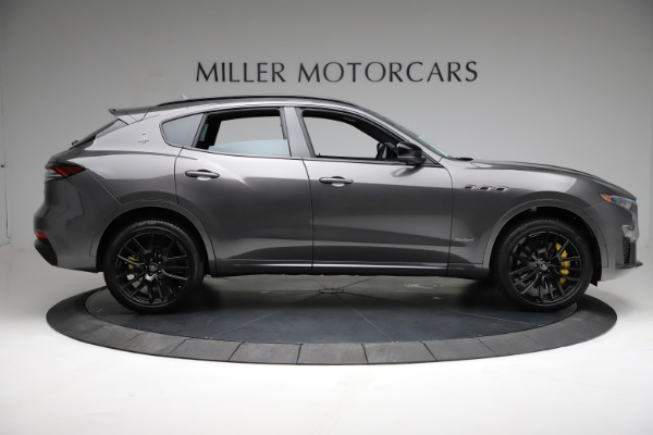 New 2021 Maserati Levante S Q4 GranSport for sale $114,485 at Maserati of Greenwich in Greenwich CT 06830 9