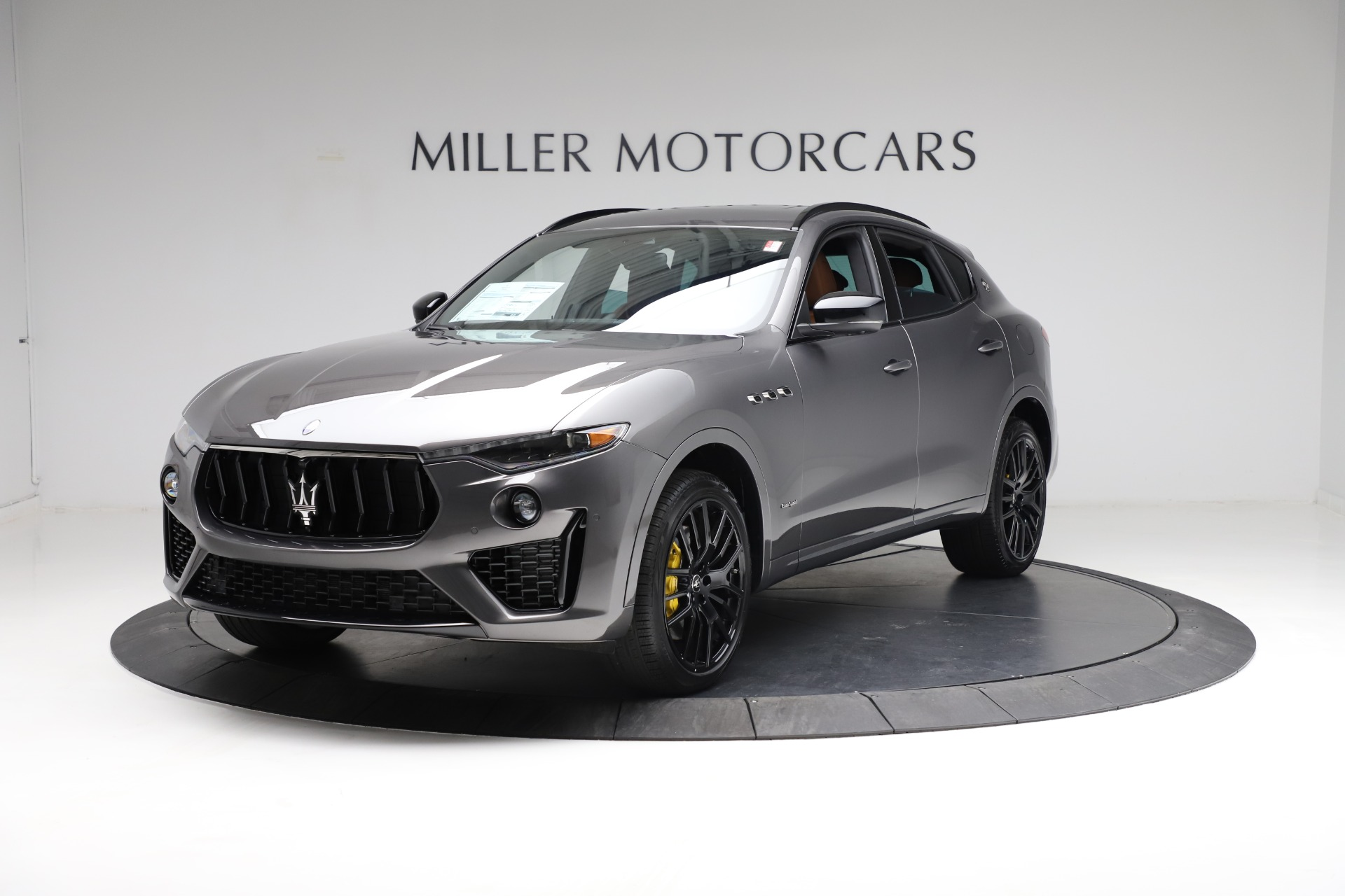 New 2021 Maserati Levante S Q4 GranSport for sale $114,485 at Maserati of Greenwich in Greenwich CT 06830 1