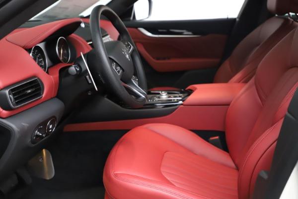 New 2021 Maserati Levante Q4 for sale $91,089 at Maserati of Greenwich in Greenwich CT 06830 13