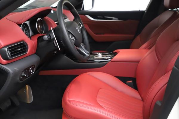 New 2021 Maserati Levante Q4 for sale $91,089 at Maserati of Greenwich in Greenwich CT 06830 14