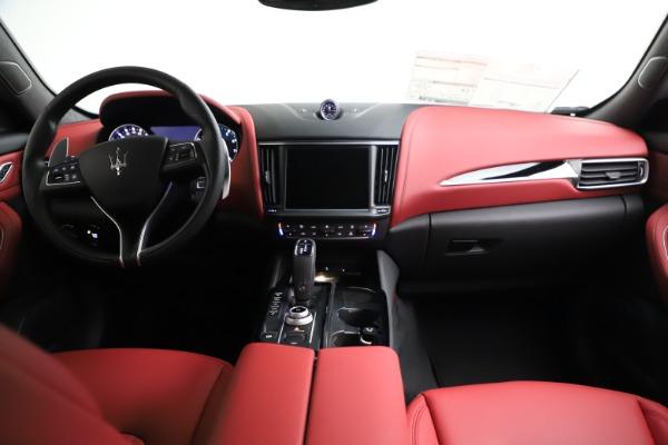 New 2021 Maserati Levante Q4 for sale $91,089 at Maserati of Greenwich in Greenwich CT 06830 16