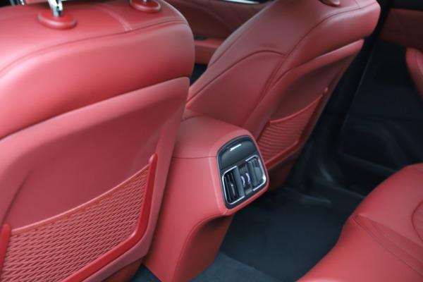 New 2021 Maserati Levante Q4 for sale $91,089 at Maserati of Greenwich in Greenwich CT 06830 18