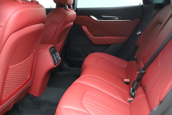 New 2021 Maserati Levante Q4 for sale $91,089 at Maserati of Greenwich in Greenwich CT 06830 19