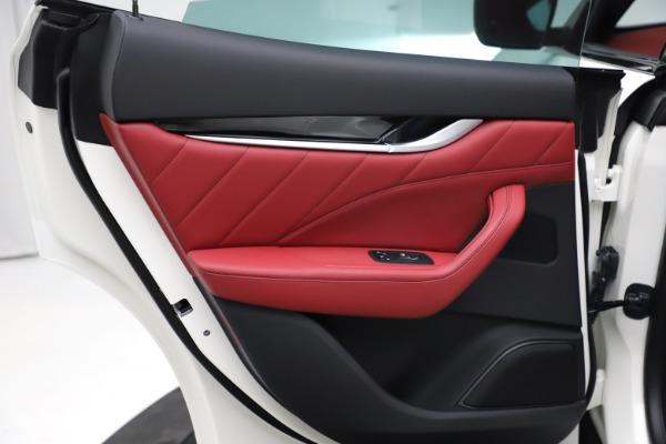 New 2021 Maserati Levante Q4 for sale $91,089 at Maserati of Greenwich in Greenwich CT 06830 20