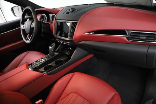 New 2021 Maserati Levante Q4 for sale $91,089 at Maserati of Greenwich in Greenwich CT 06830 21
