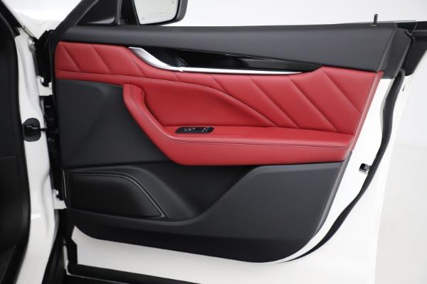 New 2021 Maserati Levante Q4 for sale $91,089 at Maserati of Greenwich in Greenwich CT 06830 22