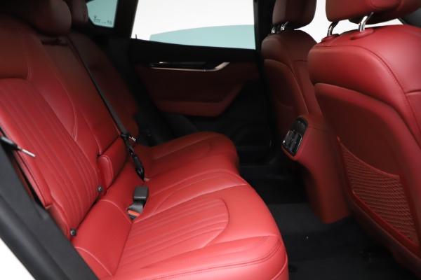 New 2021 Maserati Levante Q4 for sale $91,089 at Maserati of Greenwich in Greenwich CT 06830 23
