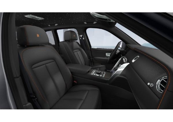 New 2021 Rolls-Royce Cullinan for sale Call for price at Maserati of Greenwich in Greenwich CT 06830 5