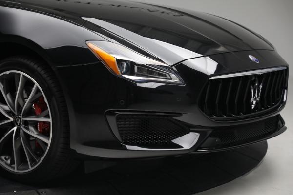 New 2021 Maserati Quattroporte S Q4 for sale $119,589 at Maserati of Greenwich in Greenwich CT 06830 13