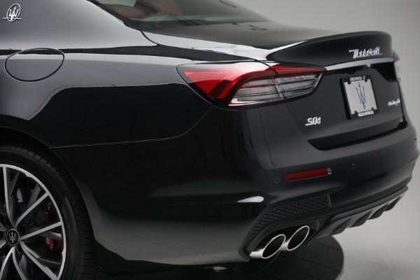 New 2021 Maserati Quattroporte S Q4 for sale $119,589 at Maserati of Greenwich in Greenwich CT 06830 14