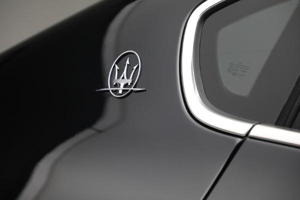 New 2021 Maserati Quattroporte S Q4 for sale $119,589 at Maserati of Greenwich in Greenwich CT 06830 15