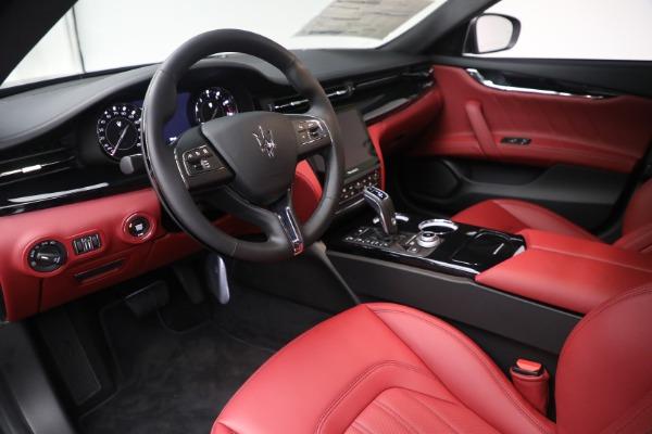 New 2021 Maserati Quattroporte S Q4 for sale $119,589 at Maserati of Greenwich in Greenwich CT 06830 18