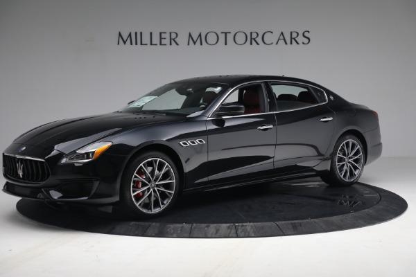 New 2021 Maserati Quattroporte S Q4 for sale $119,589 at Maserati of Greenwich in Greenwich CT 06830 2