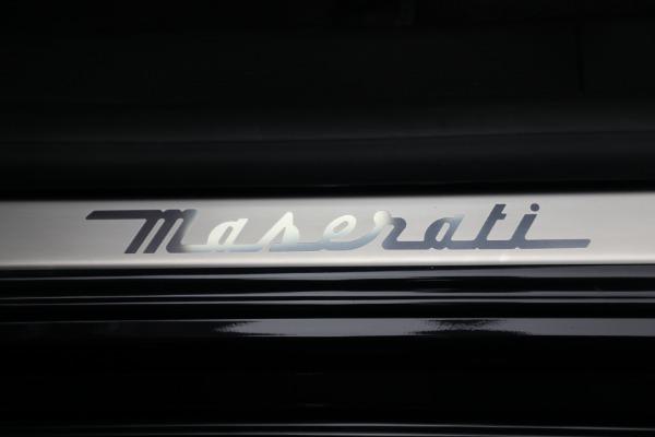 New 2021 Maserati Quattroporte S Q4 for sale $119,589 at Maserati of Greenwich in Greenwich CT 06830 22