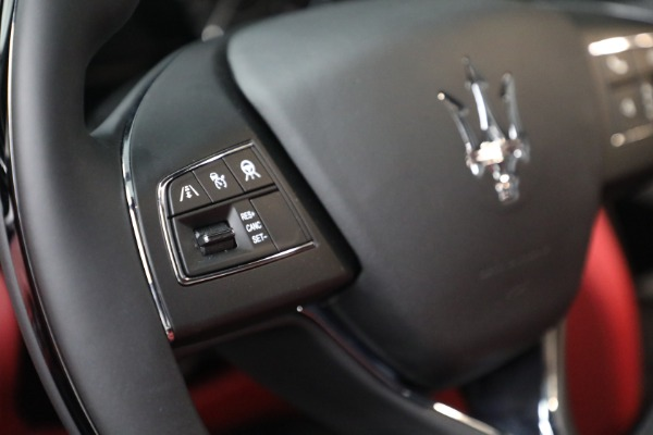 New 2021 Maserati Quattroporte S Q4 for sale $119,589 at Maserati of Greenwich in Greenwich CT 06830 24
