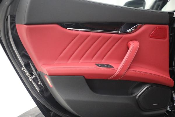 New 2021 Maserati Quattroporte S Q4 for sale $119,589 at Maserati of Greenwich in Greenwich CT 06830 26