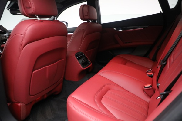 New 2021 Maserati Quattroporte S Q4 for sale $119,589 at Maserati of Greenwich in Greenwich CT 06830 27