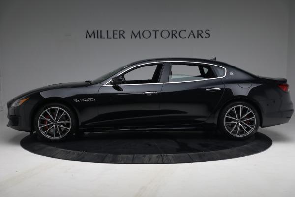 New 2021 Maserati Quattroporte S Q4 for sale $119,589 at Maserati of Greenwich in Greenwich CT 06830 3