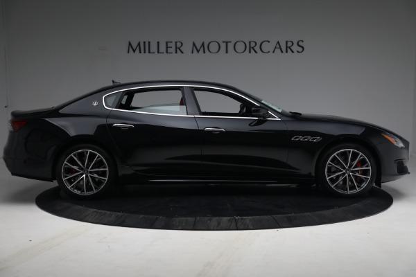 New 2021 Maserati Quattroporte S Q4 for sale $119,589 at Maserati of Greenwich in Greenwich CT 06830 9