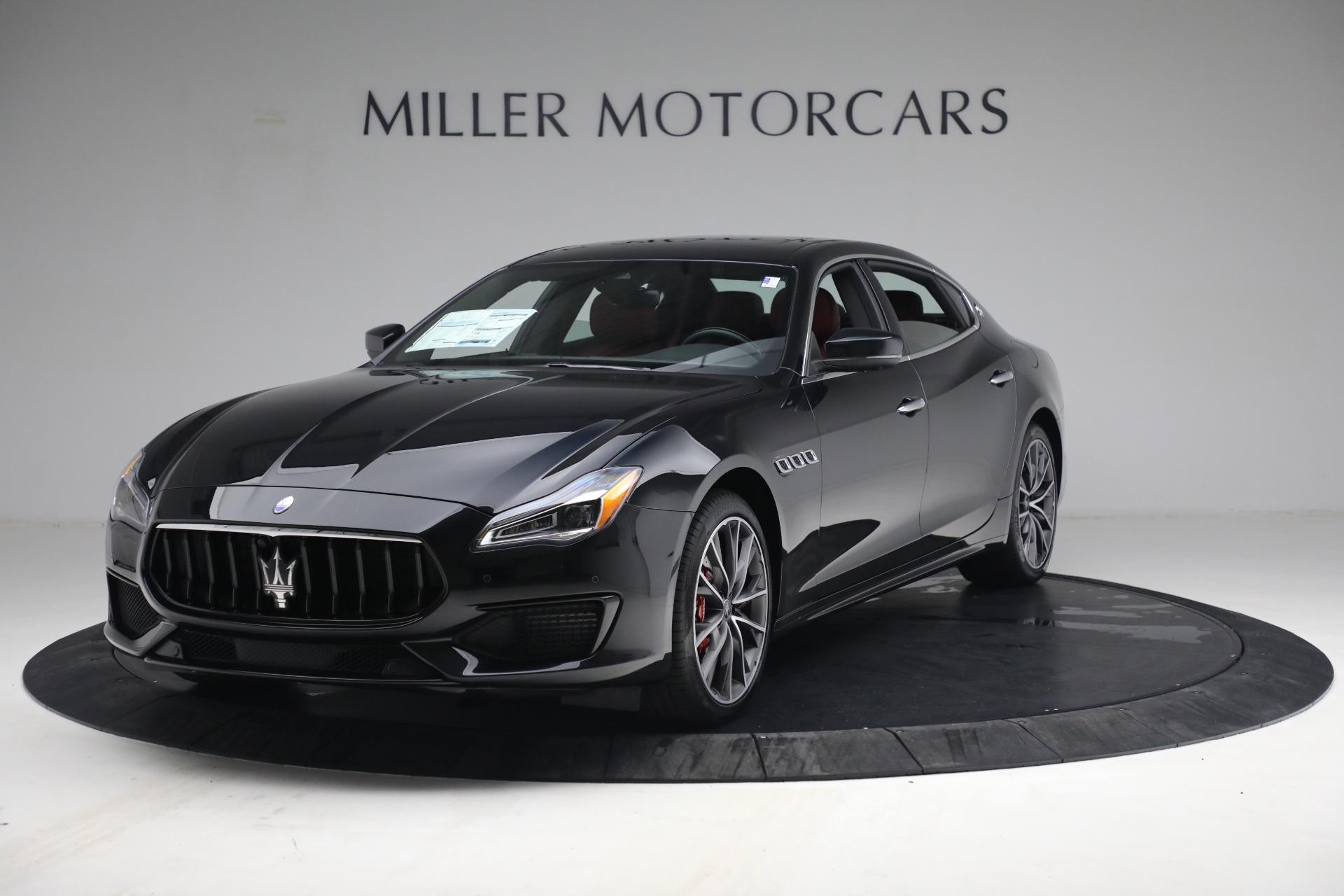 New 2021 Maserati Quattroporte S Q4 for sale $119,589 at Maserati of Greenwich in Greenwich CT 06830 1