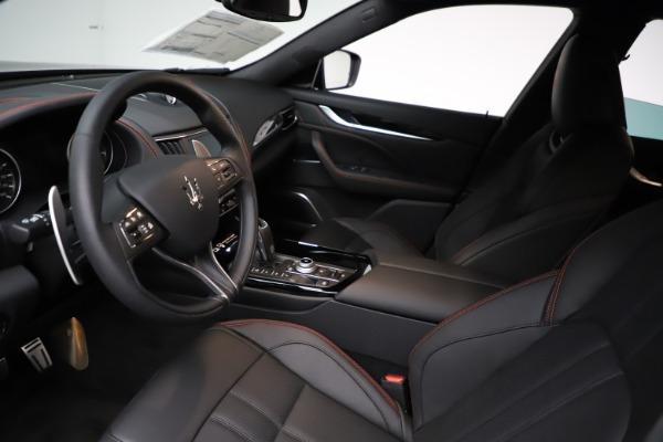 New 2021 Maserati Levante Q4 GranSport for sale $92,735 at Maserati of Greenwich in Greenwich CT 06830 14