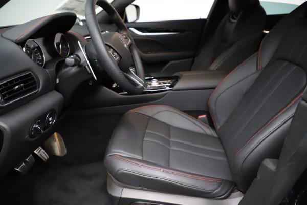 New 2021 Maserati Levante Q4 GranSport for sale $92,735 at Maserati of Greenwich in Greenwich CT 06830 15