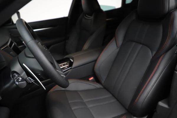 New 2021 Maserati Levante Q4 GranSport for sale $92,735 at Maserati of Greenwich in Greenwich CT 06830 16