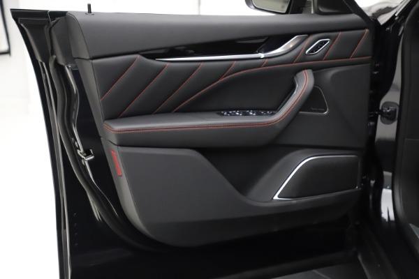 New 2021 Maserati Levante Q4 GranSport for sale $92,735 at Maserati of Greenwich in Greenwich CT 06830 17