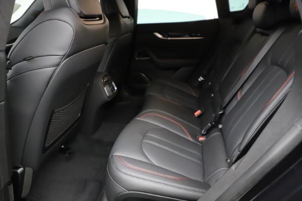 New 2021 Maserati Levante Q4 GranSport for sale $92,735 at Maserati of Greenwich in Greenwich CT 06830 19