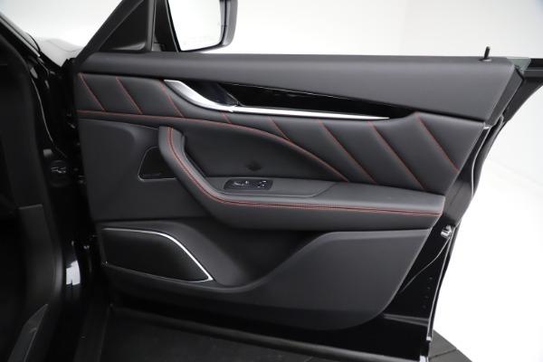 New 2021 Maserati Levante Q4 GranSport for sale $92,735 at Maserati of Greenwich in Greenwich CT 06830 23
