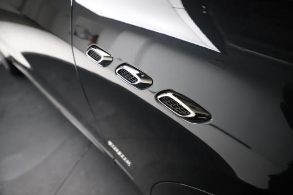 New 2021 Maserati Levante Q4 GranSport for sale $92,735 at Maserati of Greenwich in Greenwich CT 06830 26