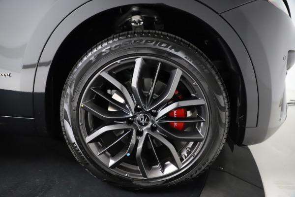 New 2021 Maserati Levante Q4 GranSport for sale $92,735 at Maserati of Greenwich in Greenwich CT 06830 27