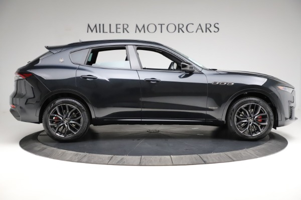 New 2021 Maserati Levante Q4 GranSport for sale $92,735 at Maserati of Greenwich in Greenwich CT 06830 11