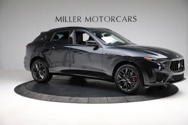New 2021 Maserati Levante Q4 GranSport for sale $92,735 at Maserati of Greenwich in Greenwich CT 06830 12