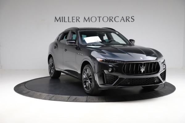 New 2021 Maserati Levante Q4 GranSport for sale $92,735 at Maserati of Greenwich in Greenwich CT 06830 13