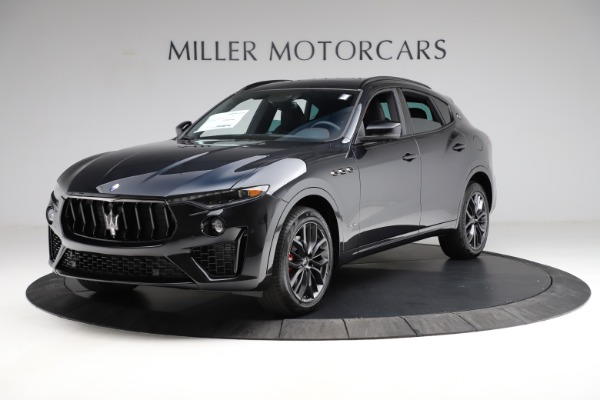 New 2021 Maserati Levante Q4 GranSport for sale $92,735 at Maserati of Greenwich in Greenwich CT 06830 2