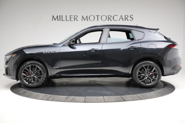 New 2021 Maserati Levante Q4 GranSport for sale $92,735 at Maserati of Greenwich in Greenwich CT 06830 3