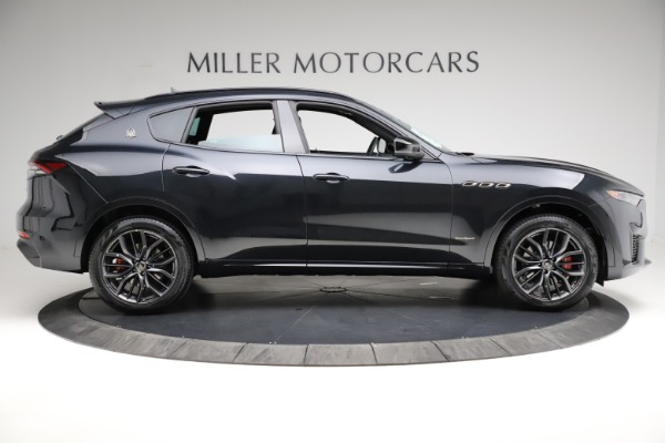 New 2021 Maserati Levante Q4 GranSport for sale $92,735 at Maserati of Greenwich in Greenwich CT 06830 9