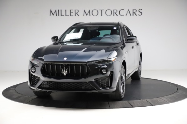 New 2021 Maserati Levante Q4 GranSport for sale $92,735 at Maserati of Greenwich in Greenwich CT 06830 1