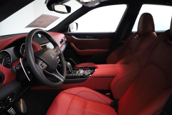 New 2021 Maserati Levante Q4 GranSport for sale $93,685 at Maserati of Greenwich in Greenwich CT 06830 14
