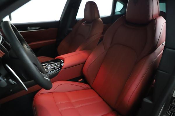 New 2021 Maserati Levante Q4 GranSport for sale $93,685 at Maserati of Greenwich in Greenwich CT 06830 15