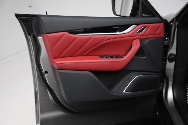 New 2021 Maserati Levante Q4 GranSport for sale $93,685 at Maserati of Greenwich in Greenwich CT 06830 17
