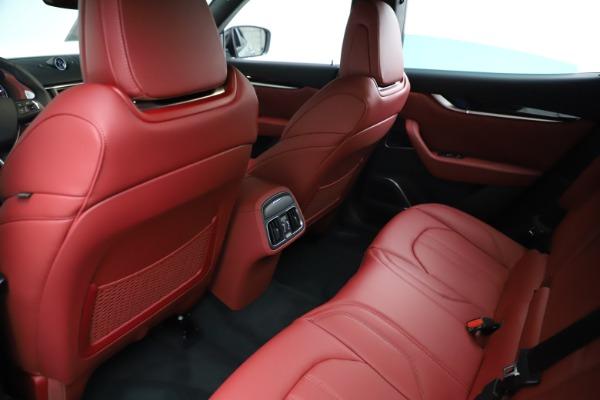 New 2021 Maserati Levante Q4 GranSport for sale $93,685 at Maserati of Greenwich in Greenwich CT 06830 18
