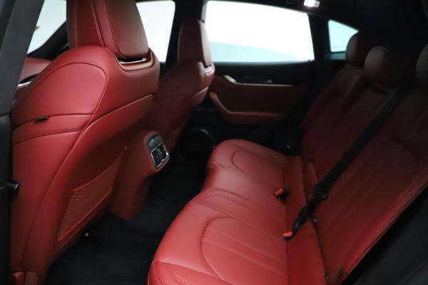 New 2021 Maserati Levante Q4 GranSport for sale $93,685 at Maserati of Greenwich in Greenwich CT 06830 19